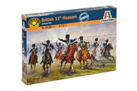 556188 1/72 British 11th Hussars (Crimean War)
