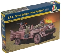"556501 1/35 S.A.S. Recon Vehicle ""Pink Panther"""