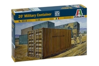556516 1/35 20' Military Container