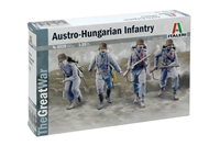 556528 1/35 WWI Austro-Hungarian Infantry