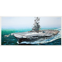 64008 USS INTREPID ANGLED DECK CARRIER