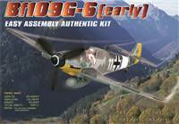 80225 1/72 Bf109 G-6 Early