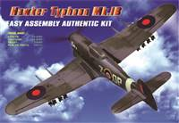 80232 1/72 Hawker Typhoon MkIB Fighter