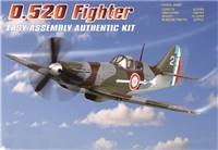 80237 1/72 D.520 Fighter