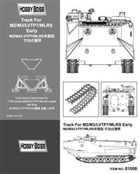 81008 1/35 Track For M2/M3/LVTP7/MLRS Early
