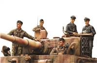 84401 1/35 German Panzer Tank Crew Normandy 1944