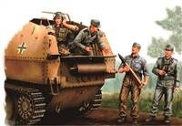 84402 1/35 German SPG Crew
