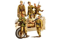 84410 1/35 German Africa Corps