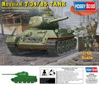 84809 1/48 RussianT-34/851944 Angle-Jointed Turret Tank