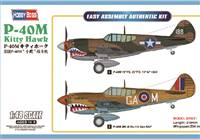 85801 1/48 P-40M Kitty Hawk