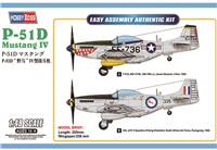 85806 1/48 P-51D Mustang IV Fighter
