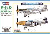 85808 1/48 P-51D Mustang - Yellow Nose