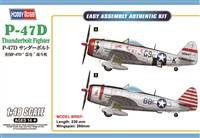 85811 1/48 P-47D Thunderbolt Fighter