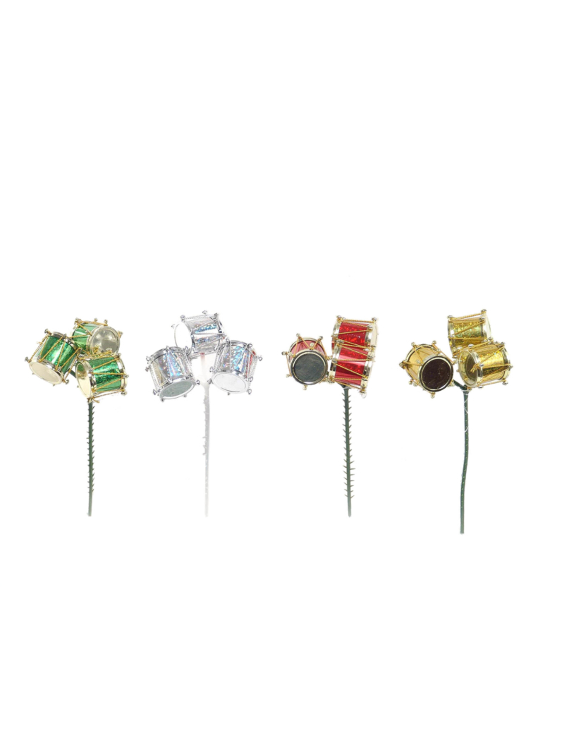 GLITTER DRUM  PICK ASSORTED