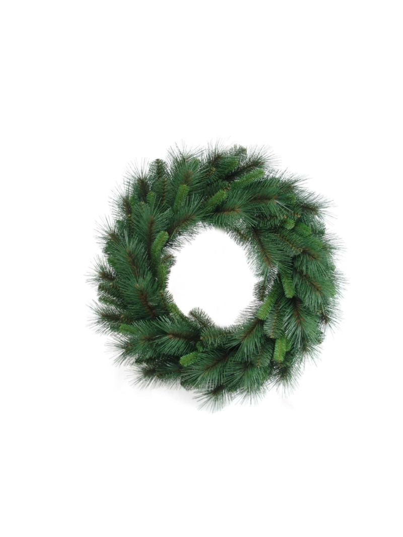 "30"" MIX PINE WREATH X108"