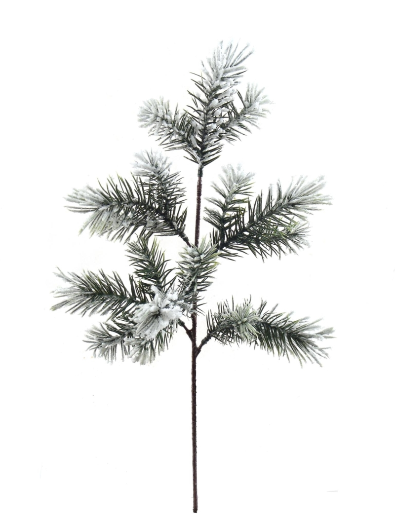 "18"" ANGEL PINE SPRAY X6 - GREEN"