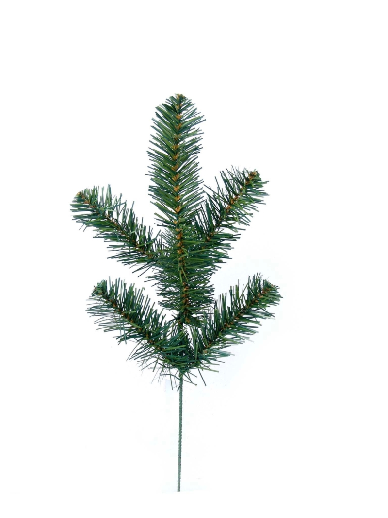 "15"" NORTHERN SPRUCE SPRAY (6 TIPS) - GREEN"