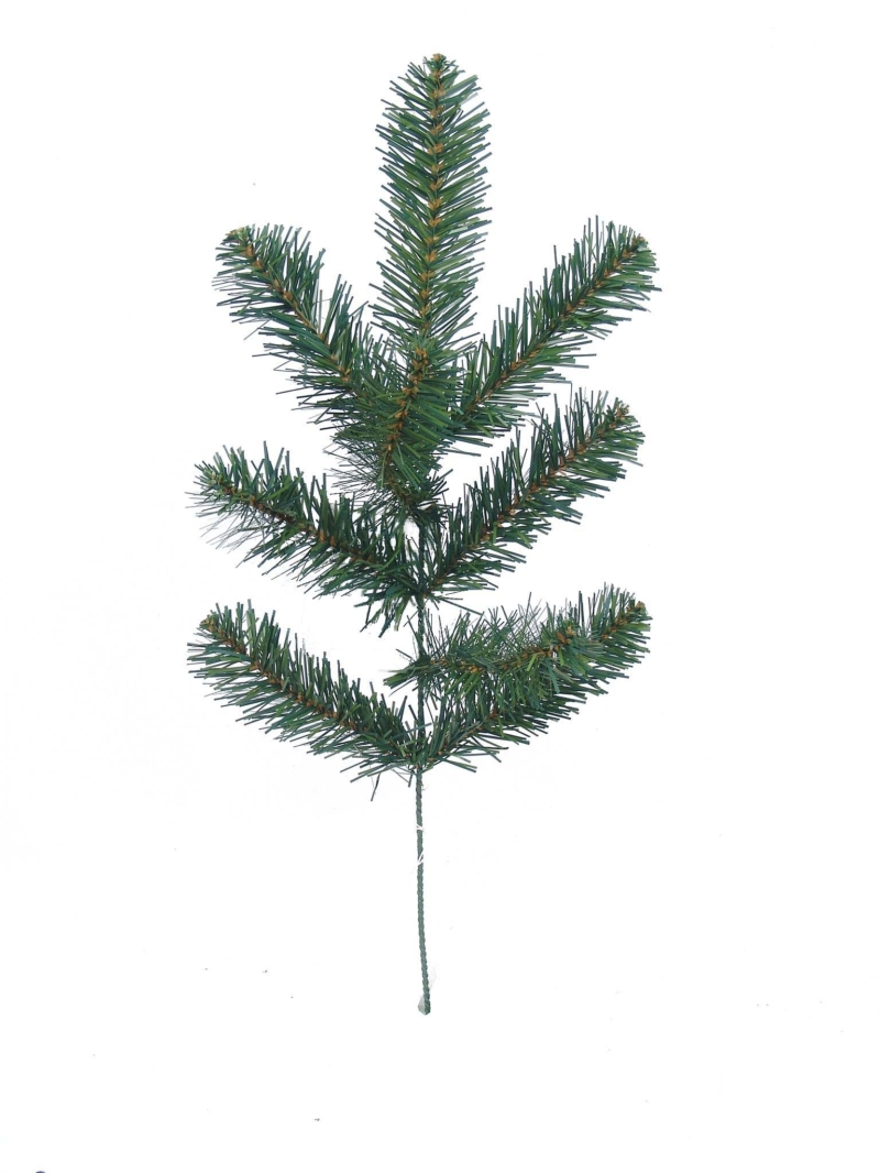 "19"" NORTHERN SPRUCE SPRAY (9 TIPS) - GREEN"