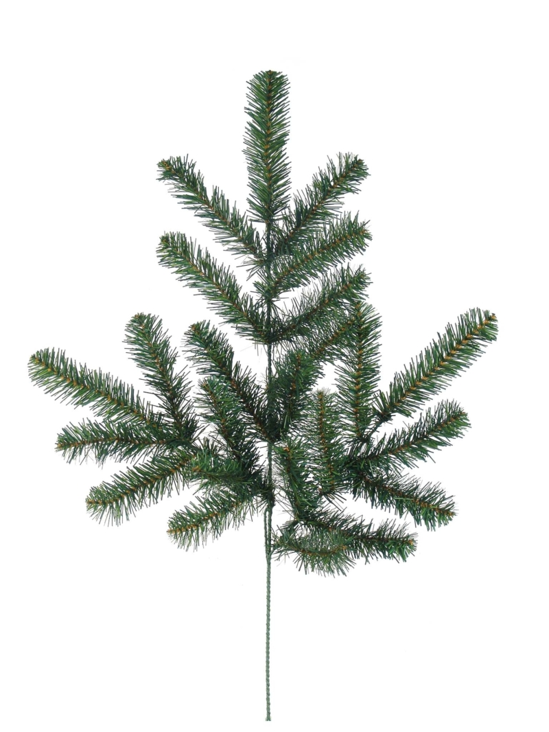 "25"" NORTHERN SPRUCE SPRAY (24 TIPS) - GREEN"