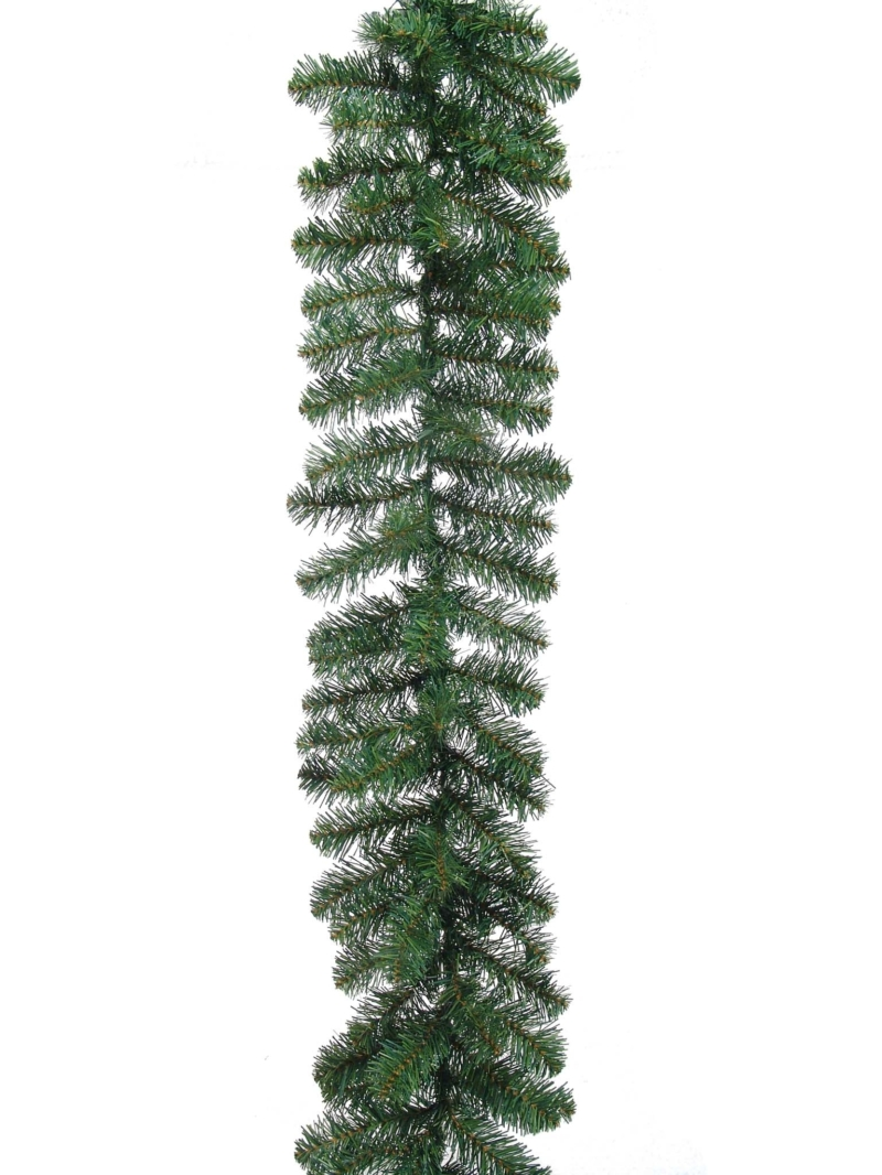 "9' NORTHERN GARLAND X10"" (200 TIPS) - GREEN"