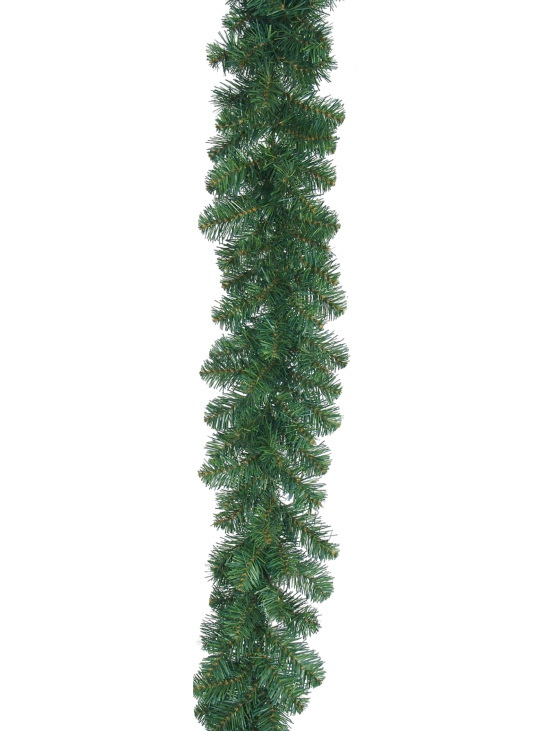 "9' NORTHERN GARLAND X14"" (280 TIPS) - GREEN"