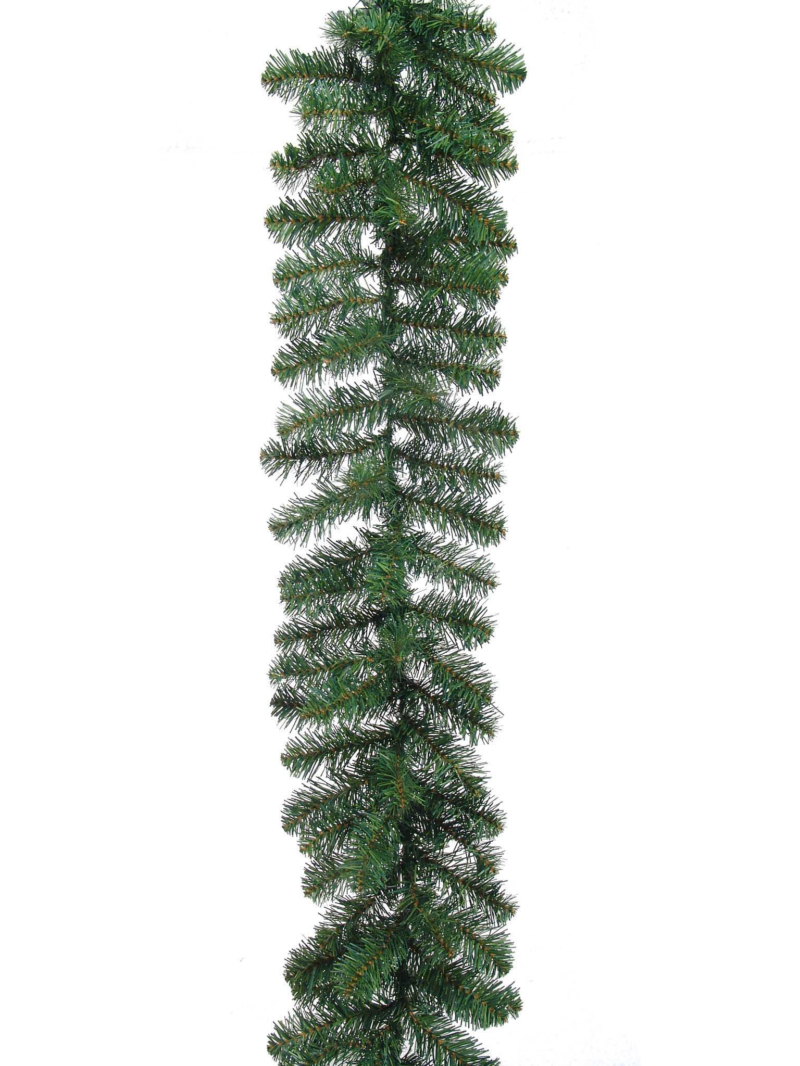 "100'X10"" NORTHRN GARLAND (2000 TIPS) - GREEN"