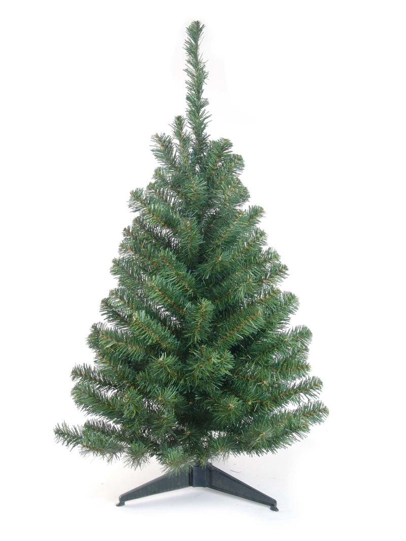 3' NORTHERN SPRUCE TREE (120 TIPS) - GREEN