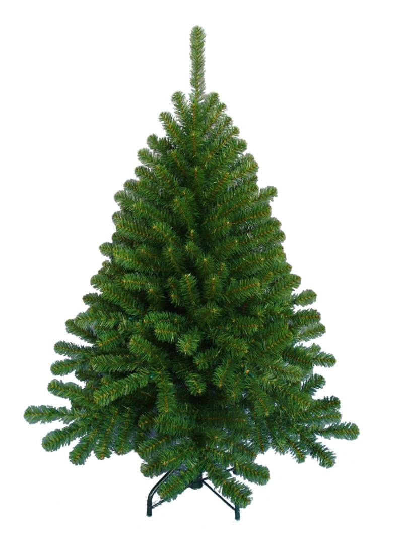 "4.5' NORTHERN SPRUCE TREE 349TIPS 38""DIAM - GREEN"
