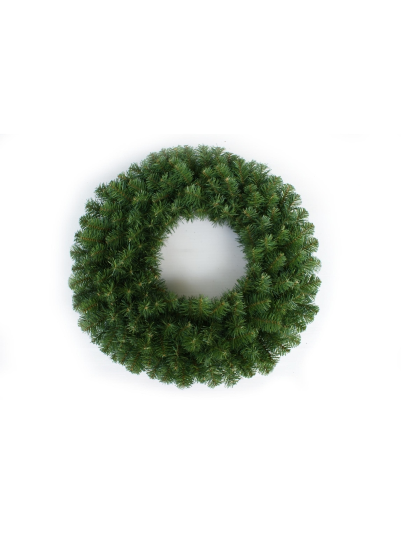 "20"" NORTHERN WREATH (200 TIPS) - GREEN"