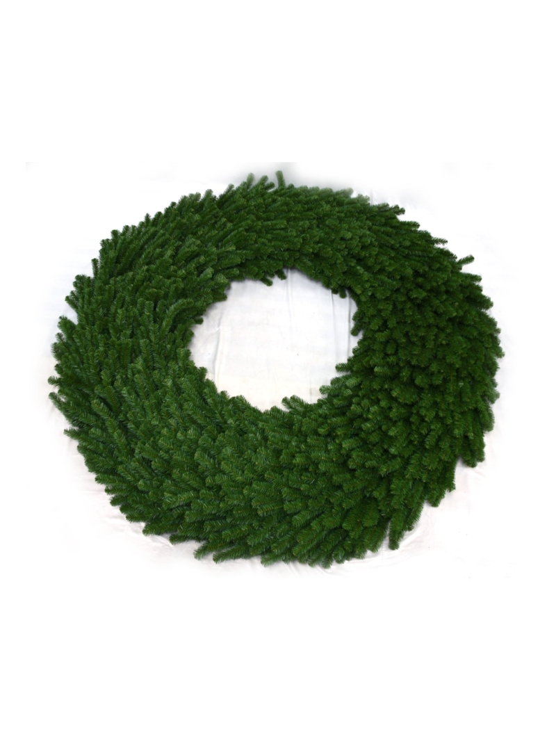 "96"" NORTHERN WREATH A&B (1800 TIPS) - GREEN"