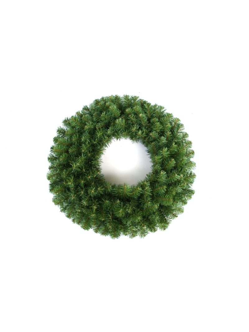 "18"" NORTHERN WREATH (140 TIPS)"