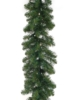 "9' NORTHERN GARLAND X10"" (50LT/200TIPS) - GREEN"