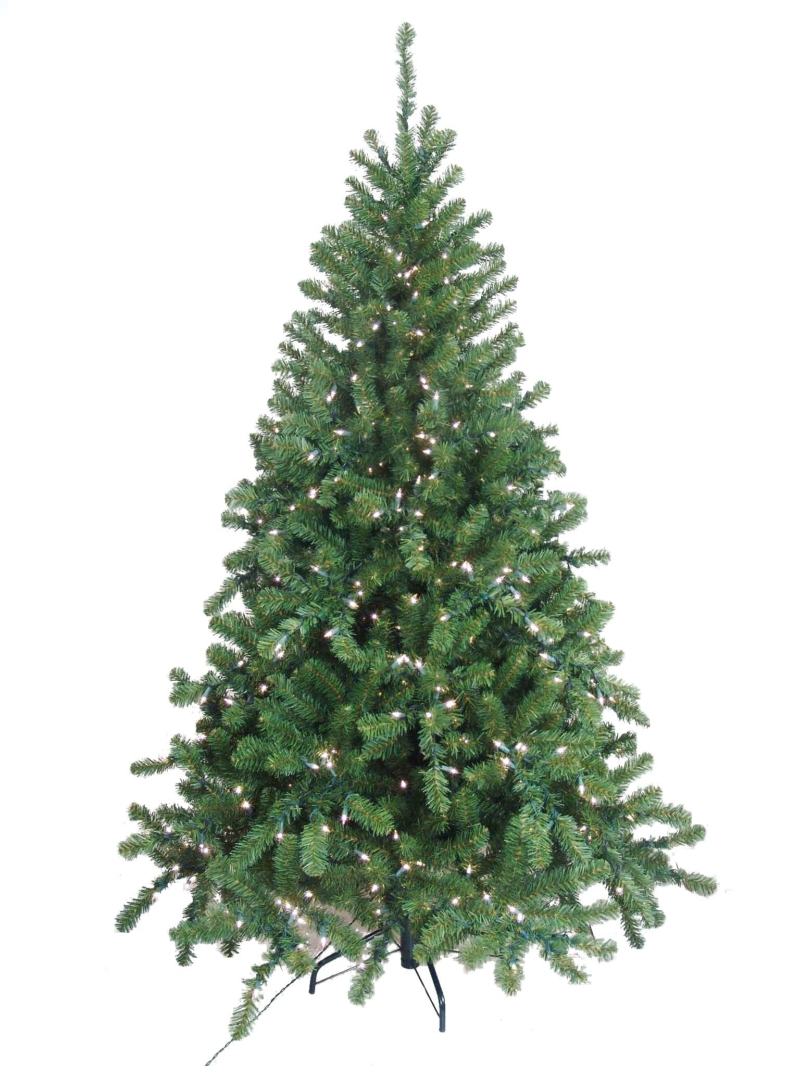 6.5' NORTHERN PINE TREE (700LT/979TIPS) - GREEN