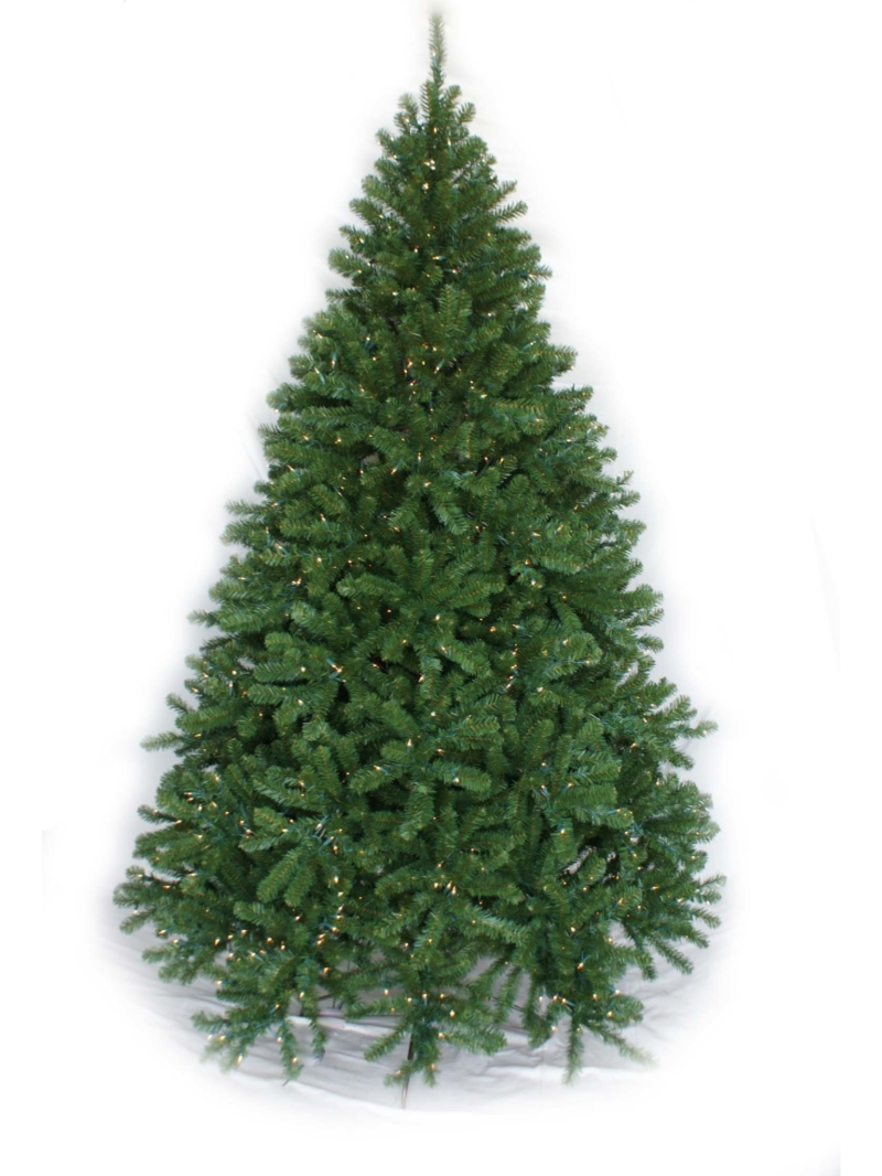 9' NORTHERN PINE TREE (1200LT/2143TP) - GREEN