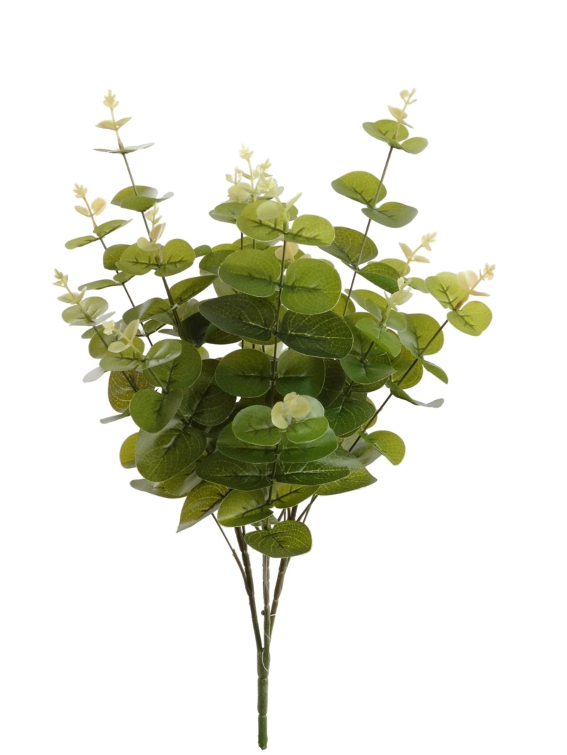 "20""EUCALYPTUS BUSH X75LVS   - GREEN"