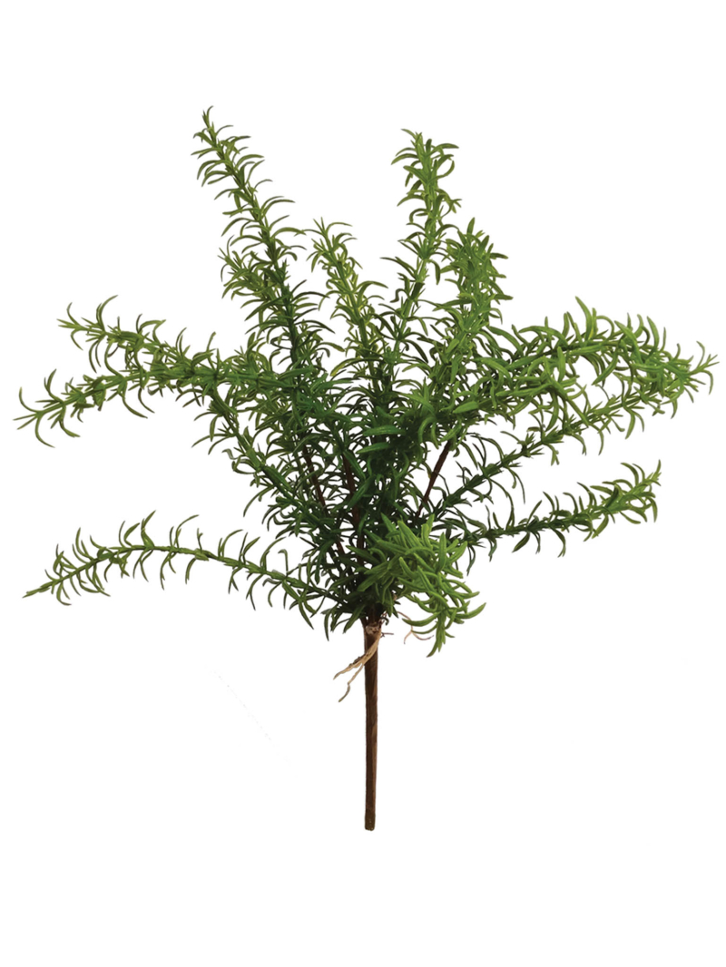 "17"" ROSEMARY BUSH - GREEN"