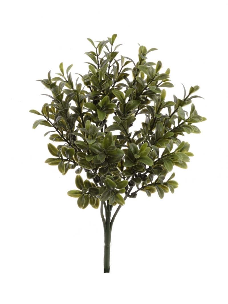 "10"" BOXWOOD PICK (SEE S18029XX) - GREEN"