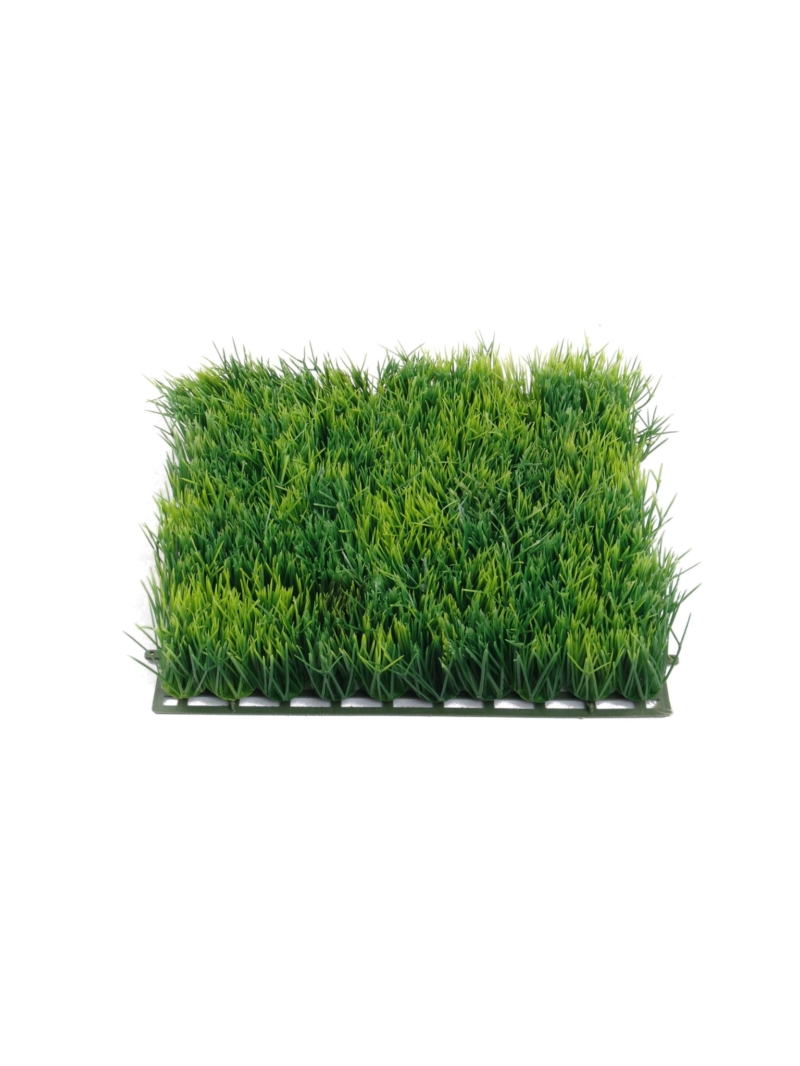 "12"" BOSTON GRASS MAT - GREEN"