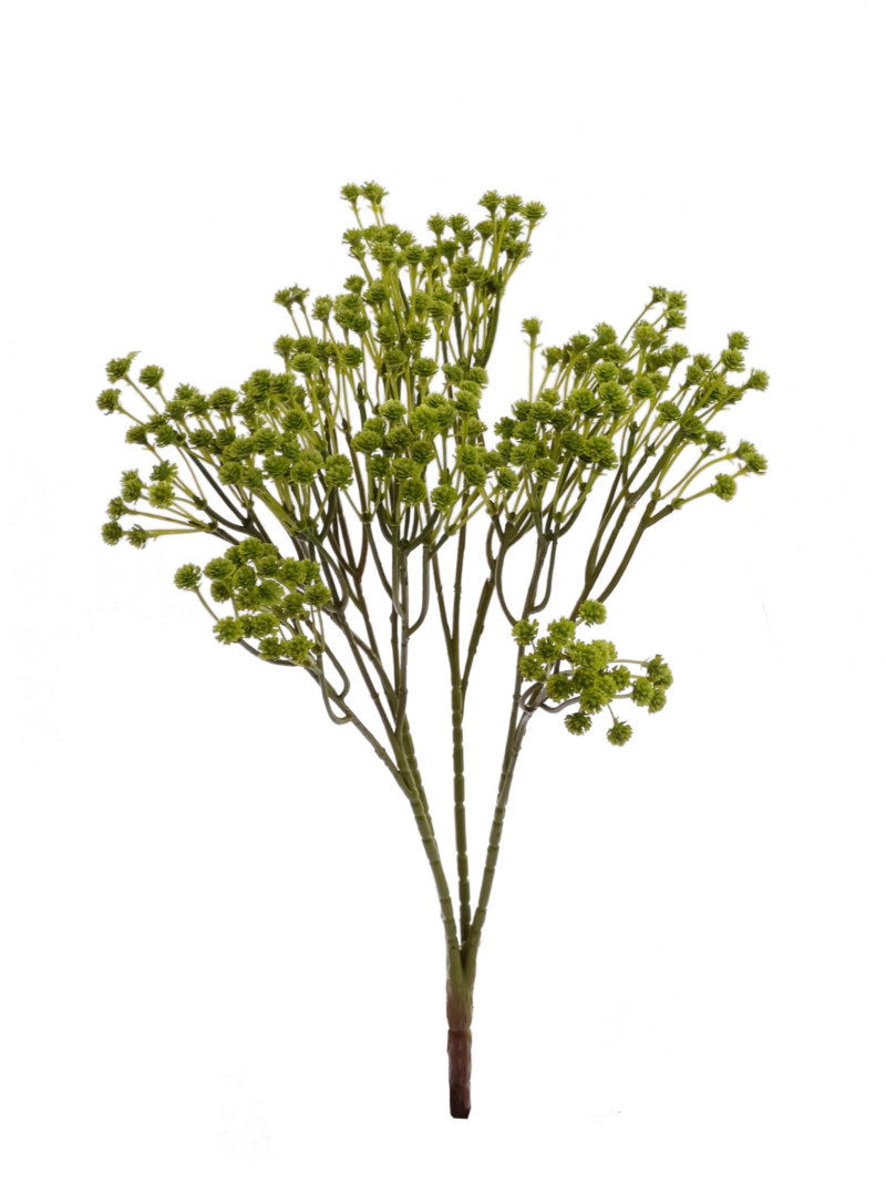 "15"" GYPSOPHYLIA BUSH X4 - GREEN"