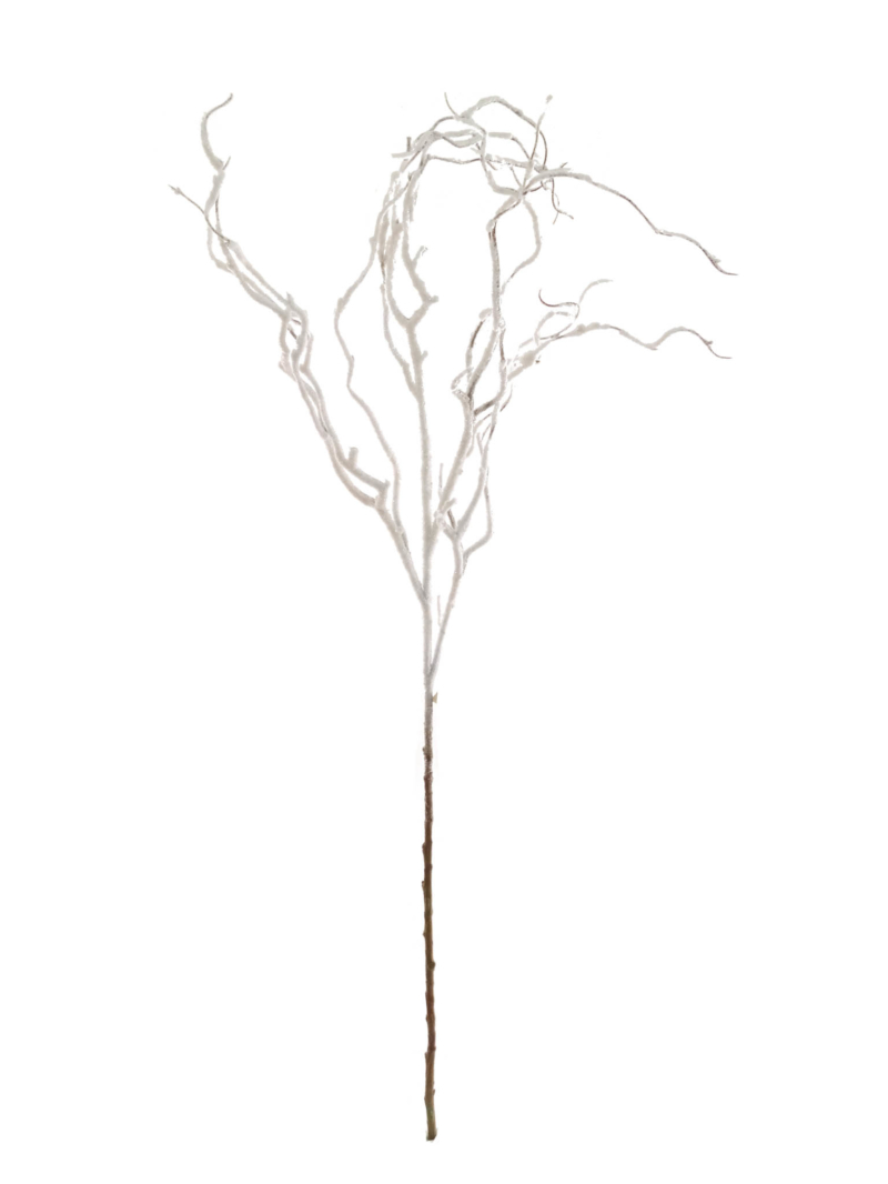 "41"" WHITE TWIG BRANCH   - WHITE"
