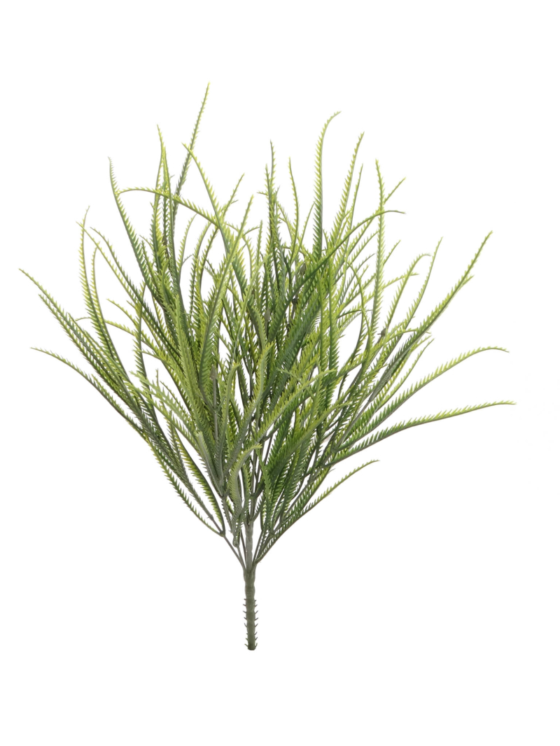 "21"" MILLET GRASS BUSH - GREEN"