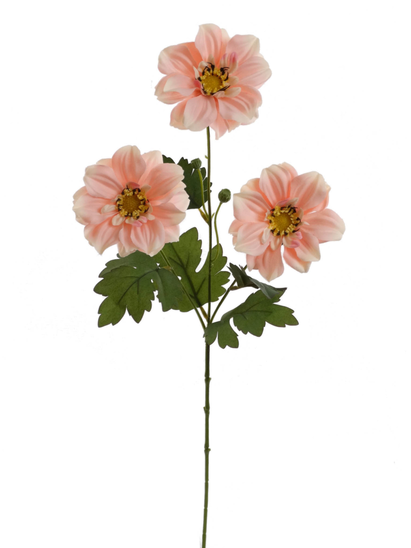 "24"" ZINNIA SPRAY X3"
