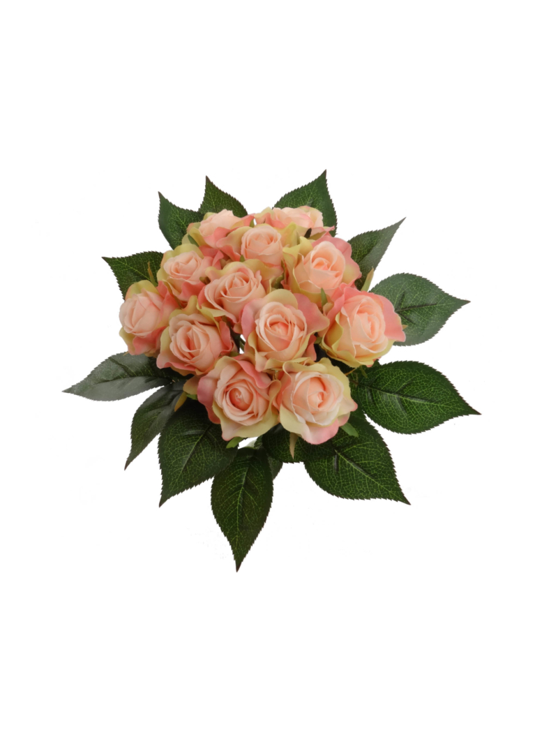 "10"" MINI ROSE BUNDLE X12"