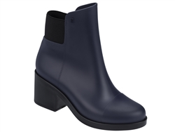 Blue Elastic Boot