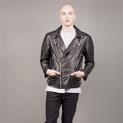 Mick Leather Jacket