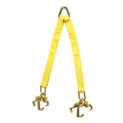 Nylon V Bridle with GRADE 70 RJT Cluster Hooks