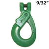 9/32 Inch GRADE 100 Clevis Self Locking Hook USA