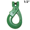 1/2 Inch GRADE 100 Clevis Self Locking Hook USA