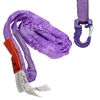 Domestic Purple Endless Round Sling and Hook Combo