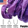 Purple Endless Round Slings